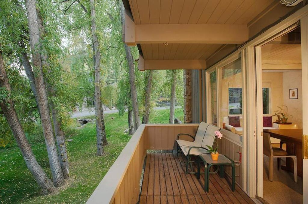 best cabins aspen two bed condo outside