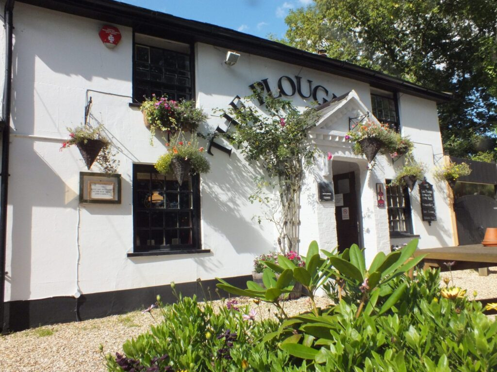 best pubs new forest sway the plough inn