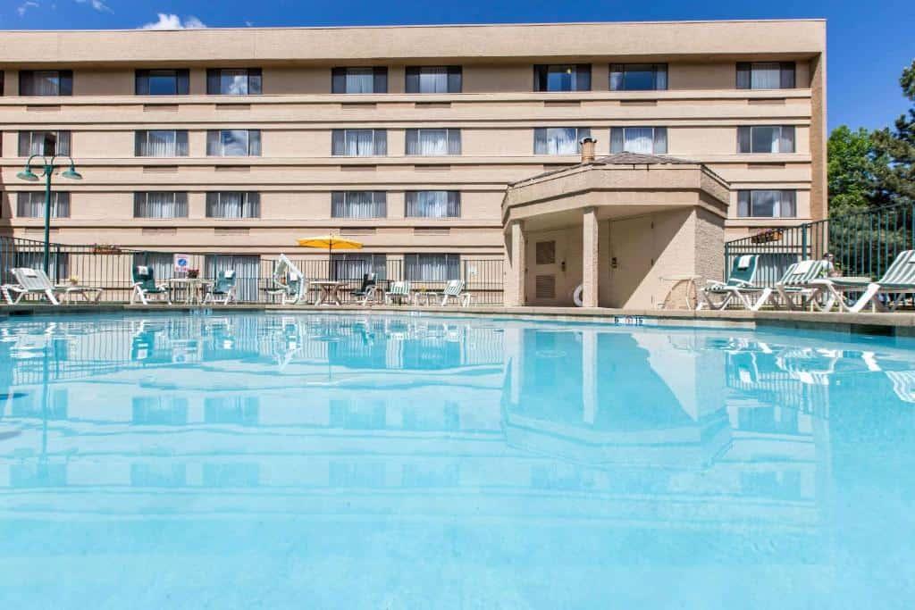 Best Beaver Creek Hotels Comfort Inn pool