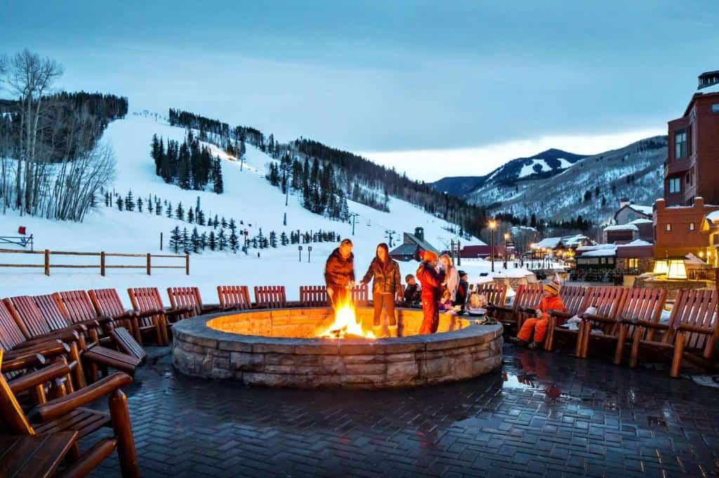 Best Beaver Creek Hotels Park Hyatt outside