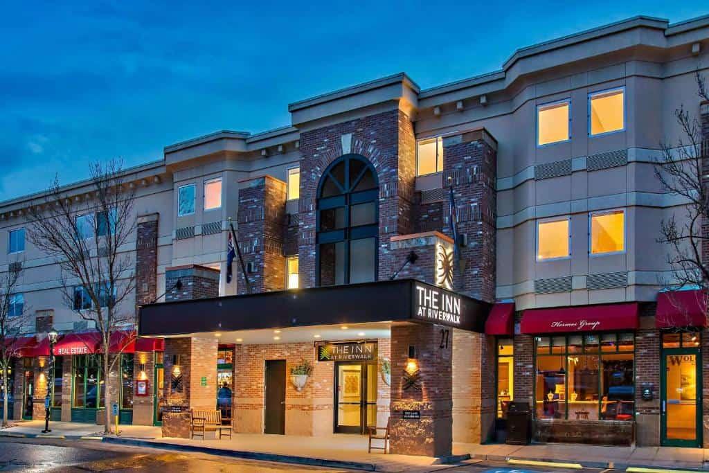 Best Beaver Creek Hotels Riverwalk outside