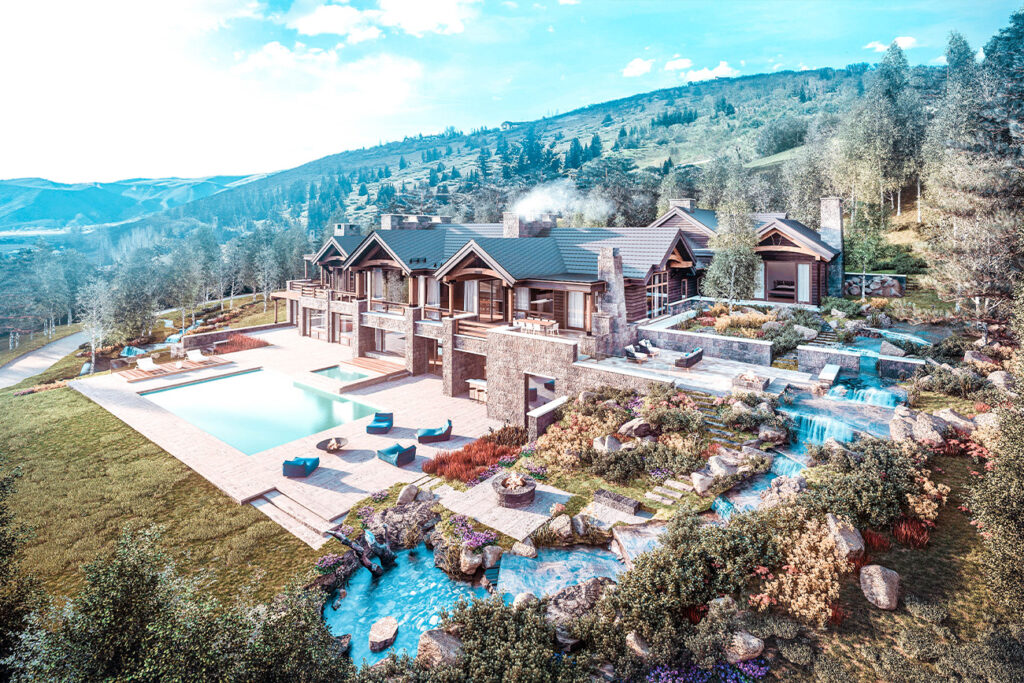 Best aspen cabins and holiday rentals hero