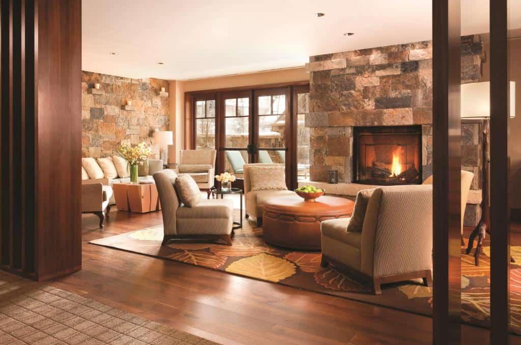 Best hotels beaver creek four seasons seating area