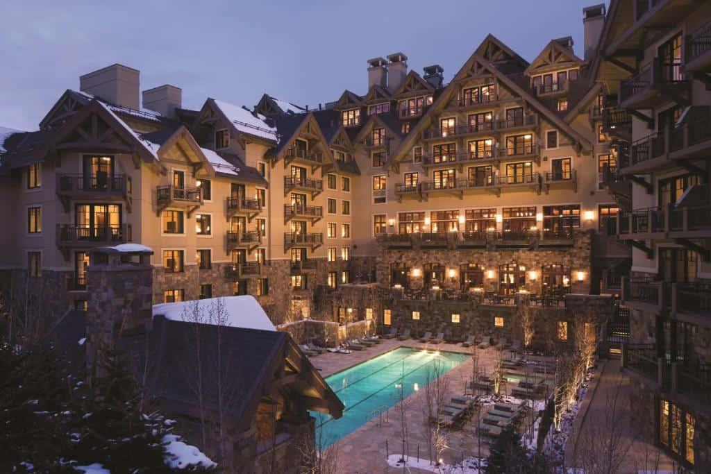 Best hotels beaver creek four seasons
