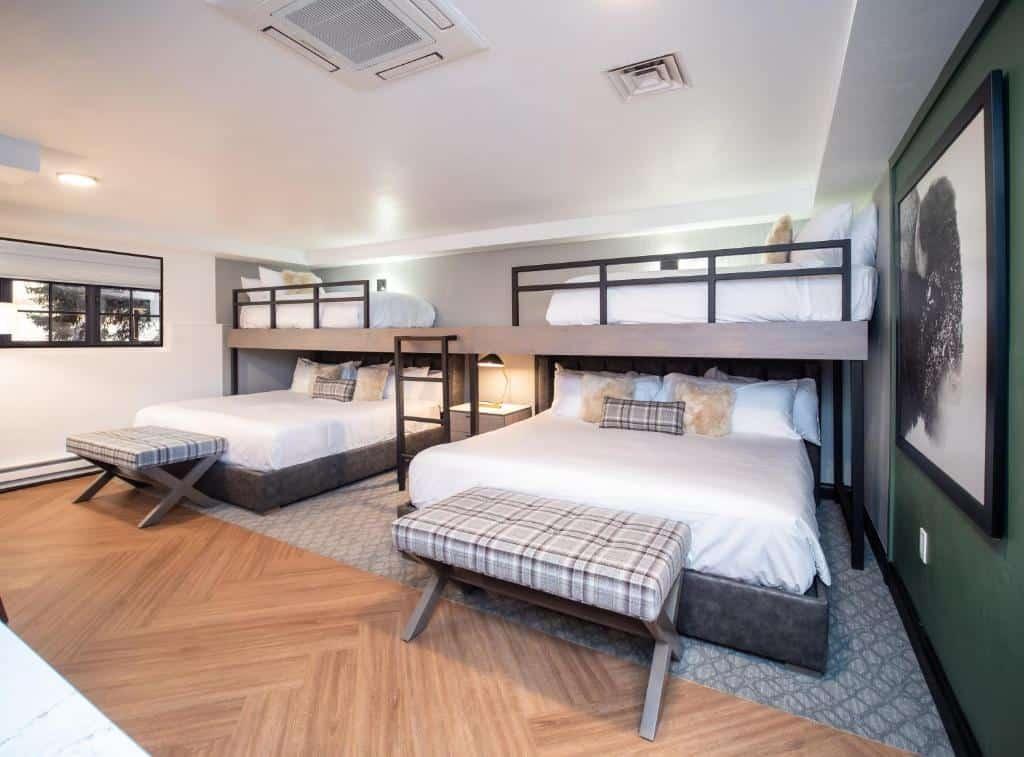 Best hotels beaver creek gravity haus bedroom