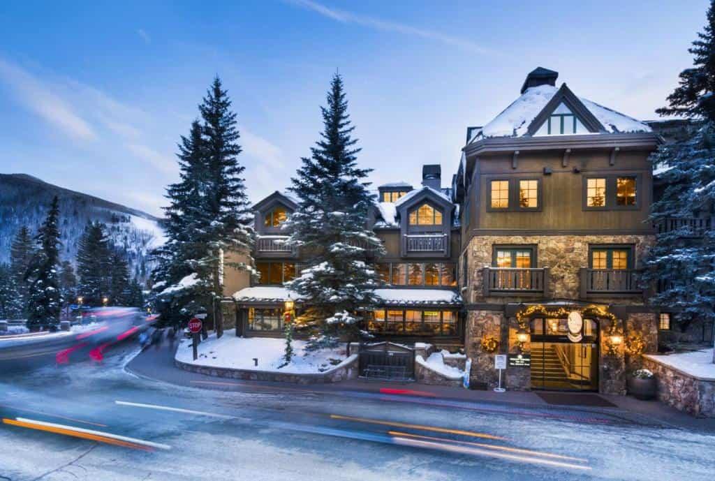 Best hotels beaver creek gravity haus