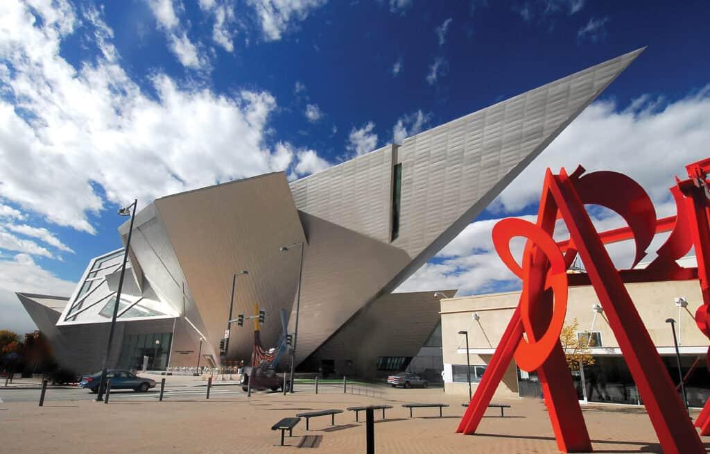 Things to do in Denver art museum