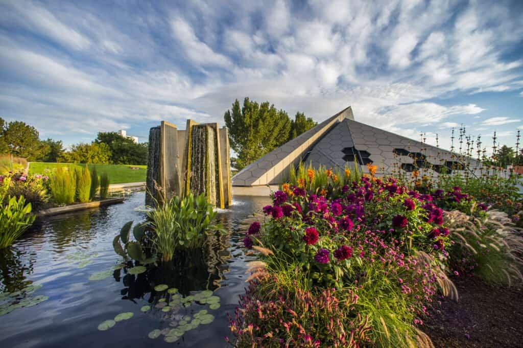 Things to do in Denver botanic gardens