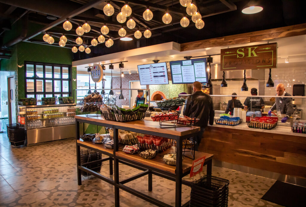 Things to do in Denver central market
