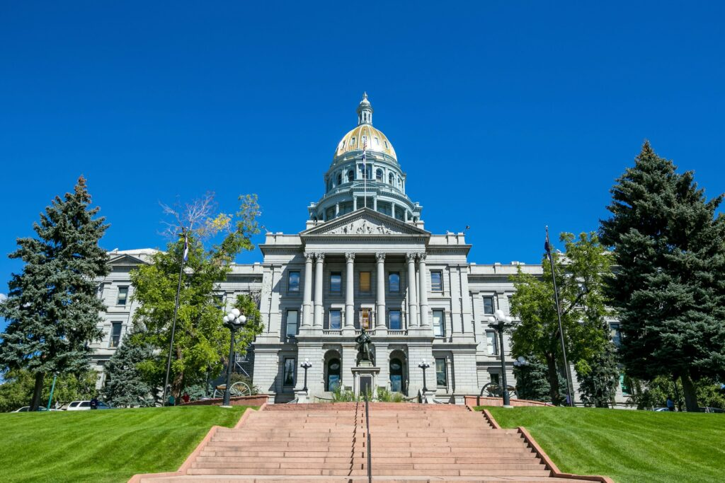 Things to do in Denver colorado state capitol