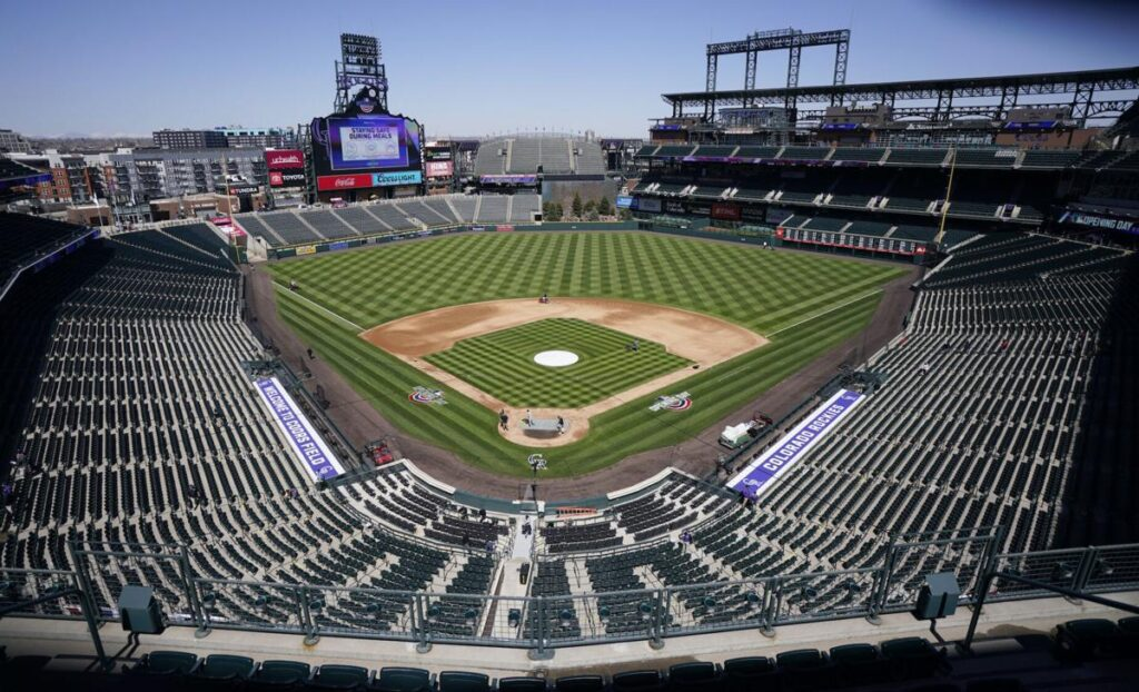 Things to do in Denver coors stadium