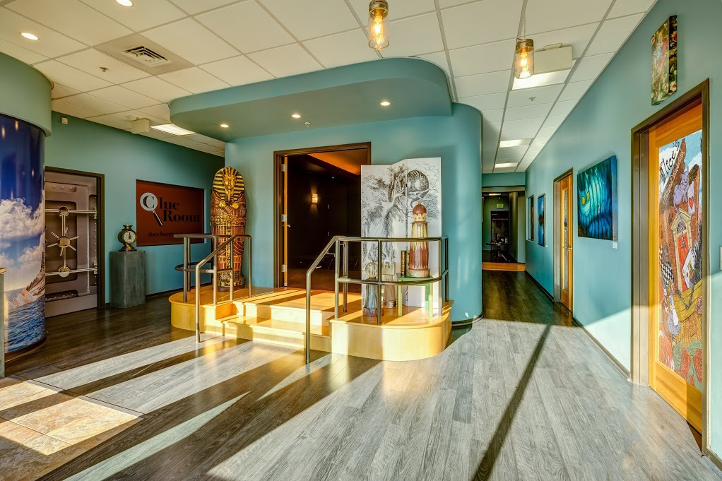Things to do in Denver escape room