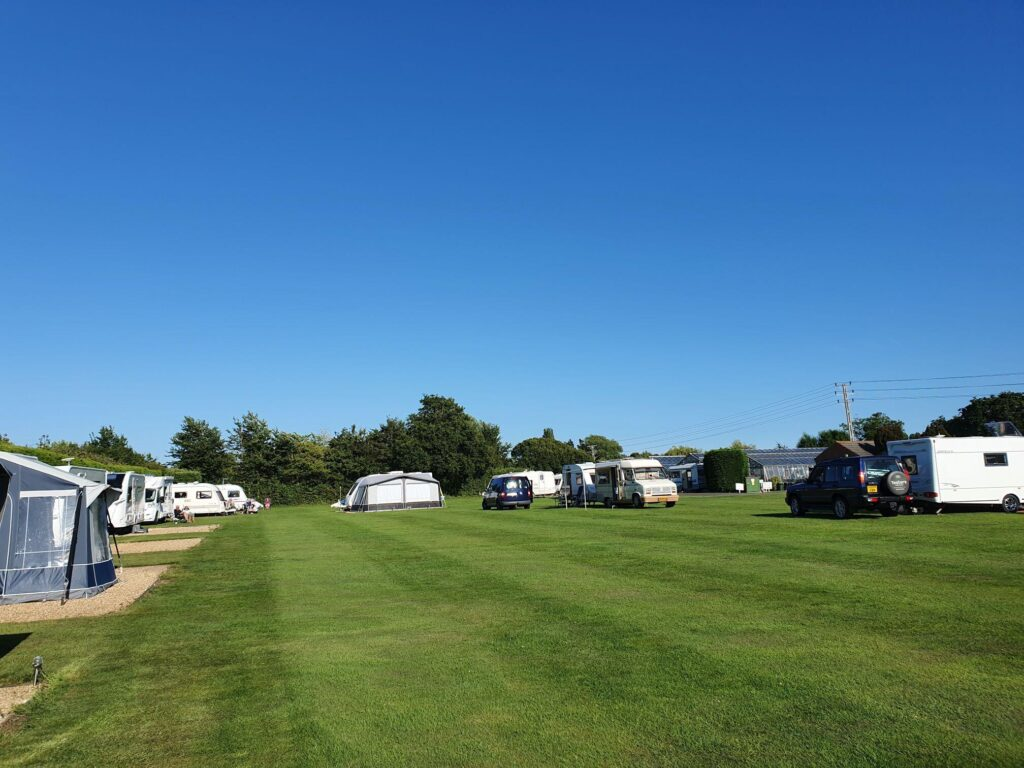 best camping portsmouth Chichester Camping and Caravanning Club Site