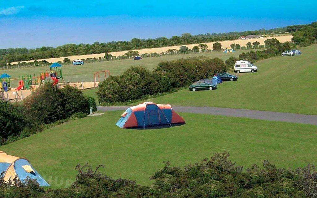 best camping portsmouth Scotts Farm Camping Site