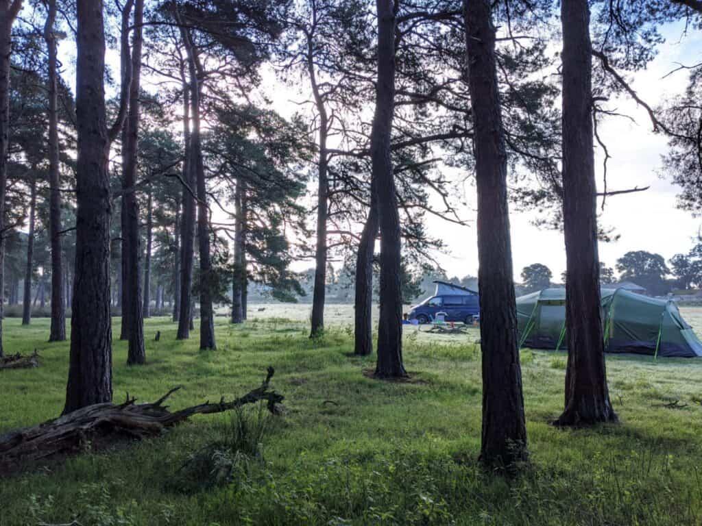 best camping southampton Shelley Oaks Farm Campsite