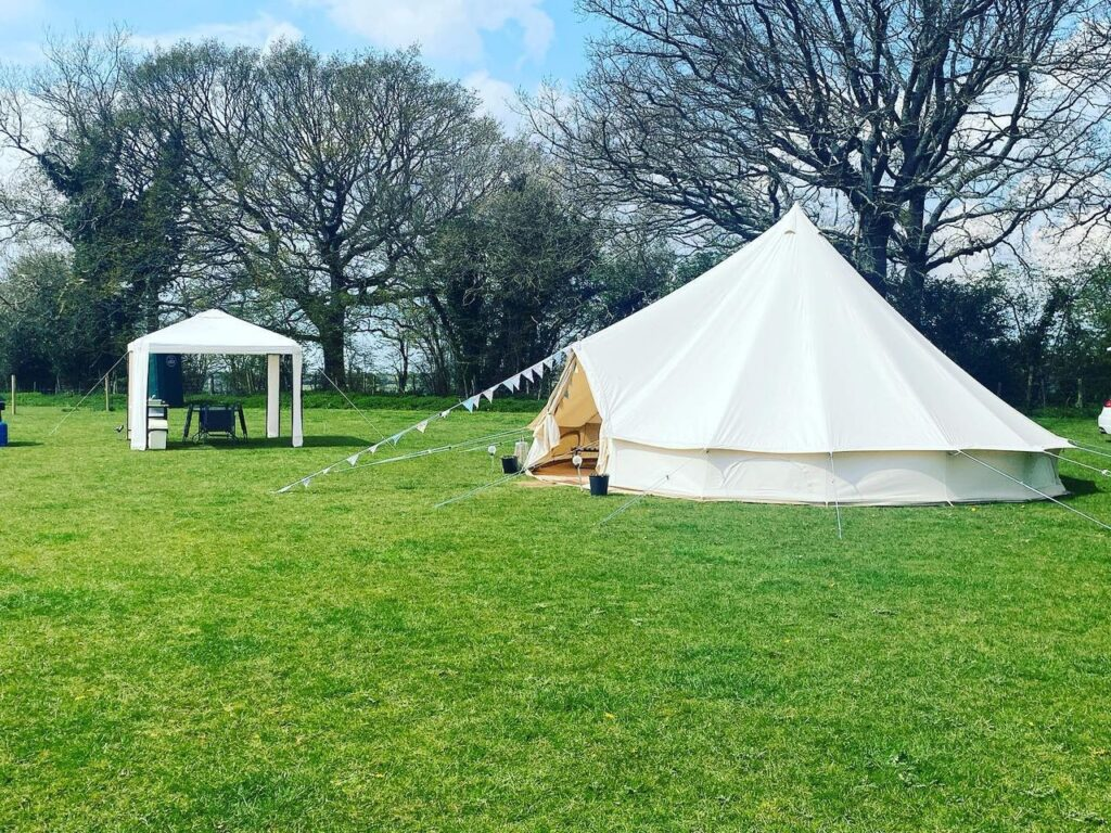 best camping winchester wrens dens