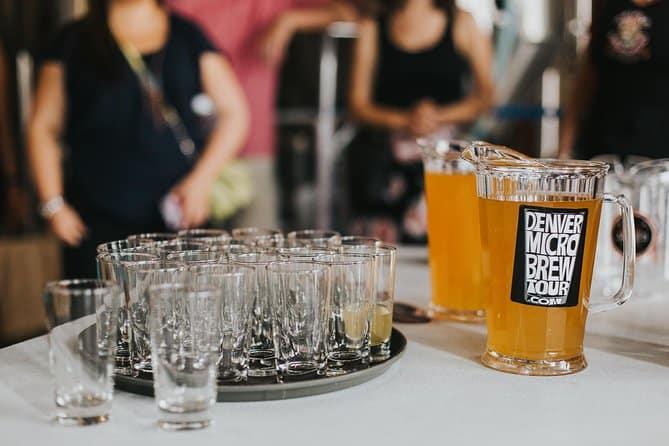 best denver tours beer brewery