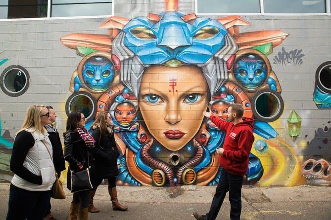 best denver tours street art