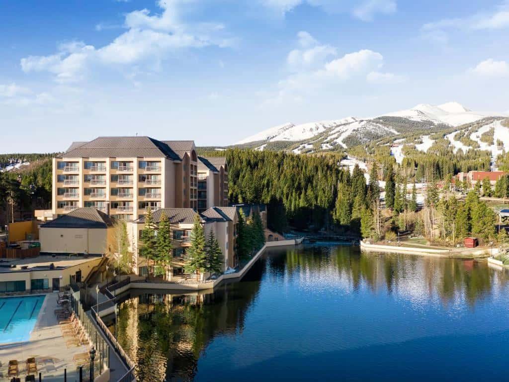 best hotels in Breckenridge Marriott's Mountain Valley Lodge