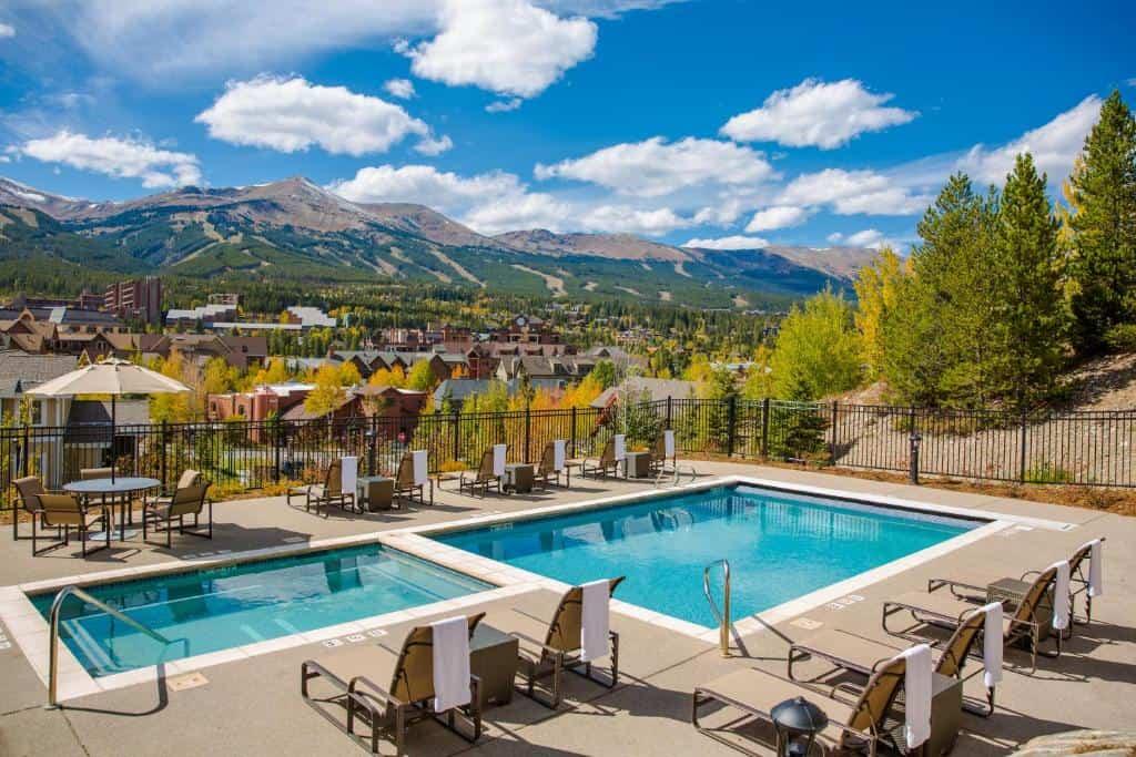 best hotels in Breckenridge Residence Inn by Marriott pool