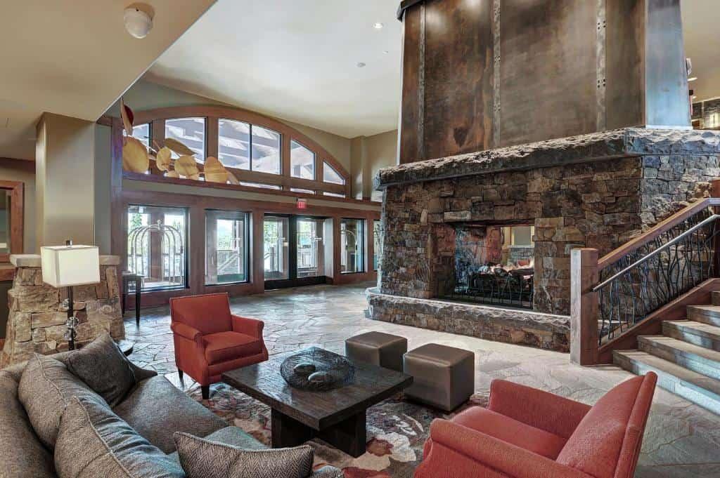 best hotels in Breckenridge one ski hill inside