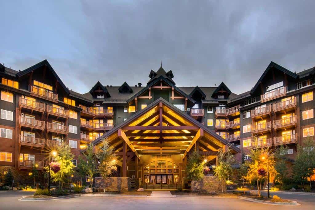 best hotels in Breckenridge one ski hill