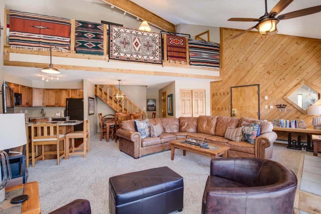 best hotels in Breckenridge pine ridge inside