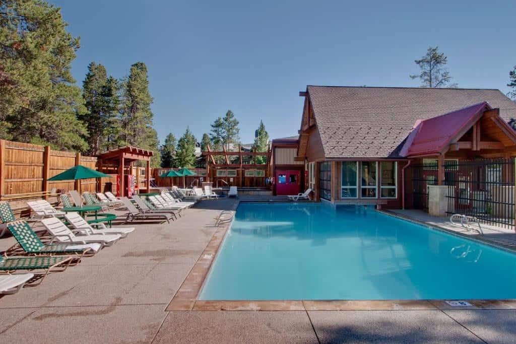 best hotels in Breckenridge pine ridge pool