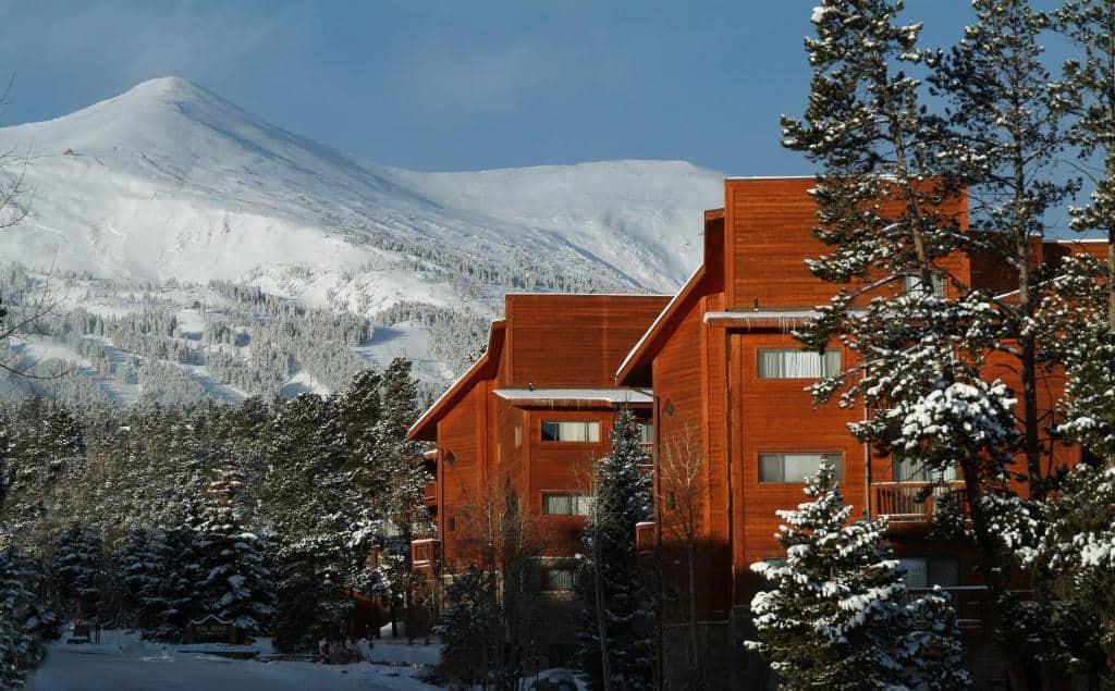 best hotels in Breckenridge pine ridge