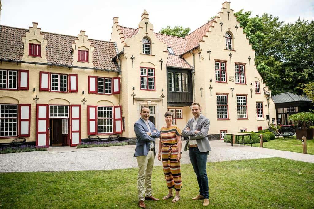 best hotels in Bruges Boutiquehotel 't Fraeyhuis