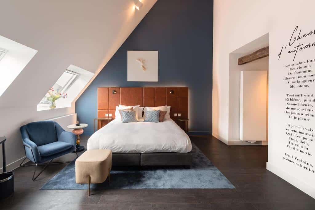 best hotels in Bruges Sablon