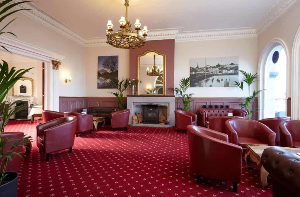 best hotels in Ryde royal esplanade lobby
