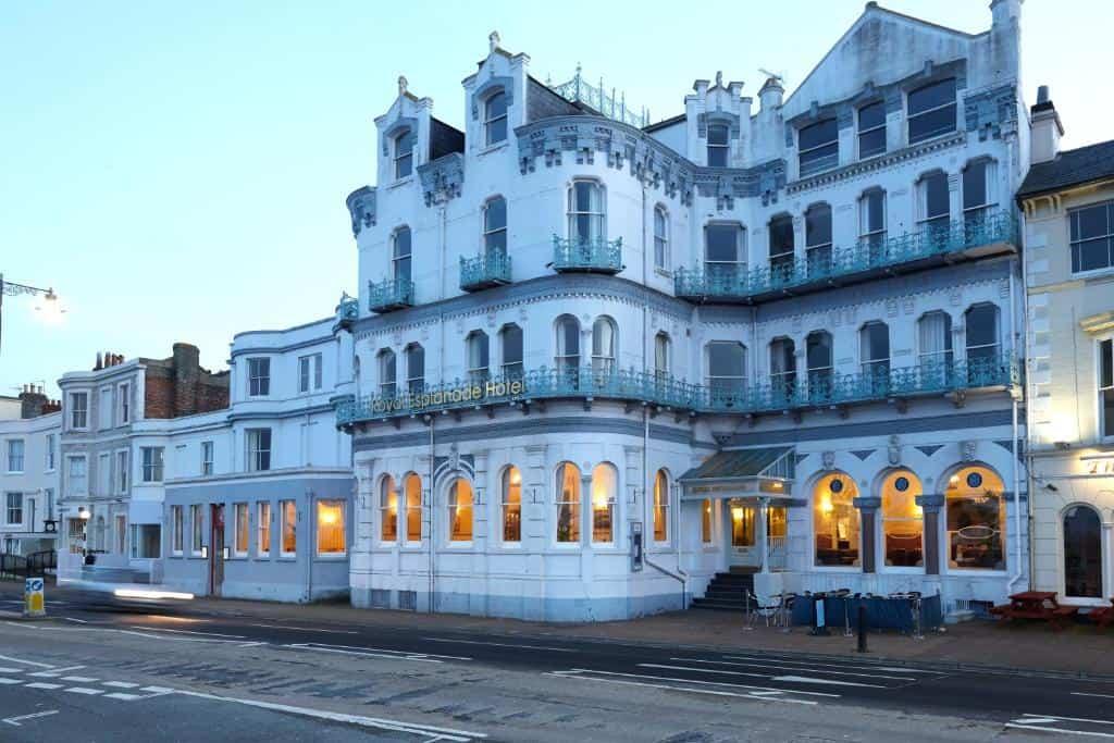 best hotels in Ryde royal esplanade