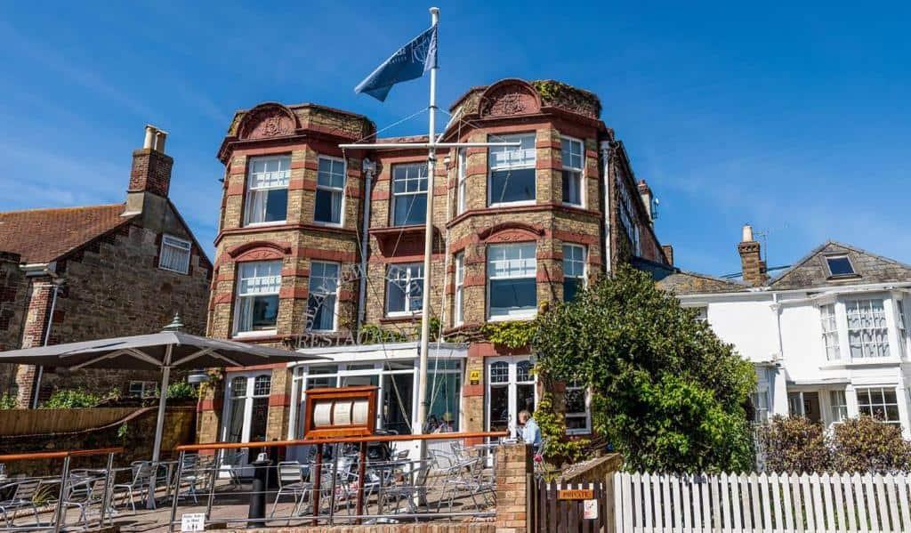 best hotels in Ryde seaview hotel