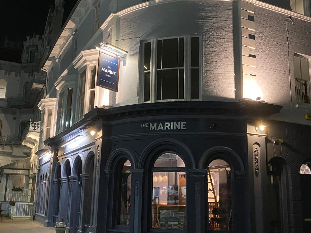 best hotels in Ryde the marine