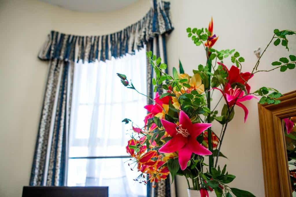 best hotels in Ryde yelf flowers