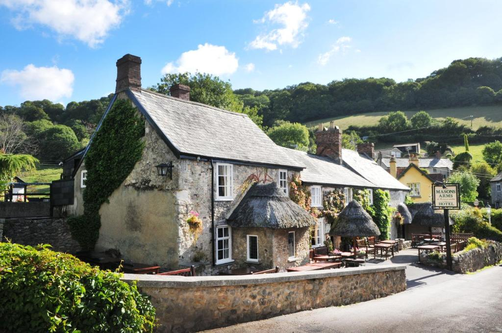 best hotels in honiton masons arms