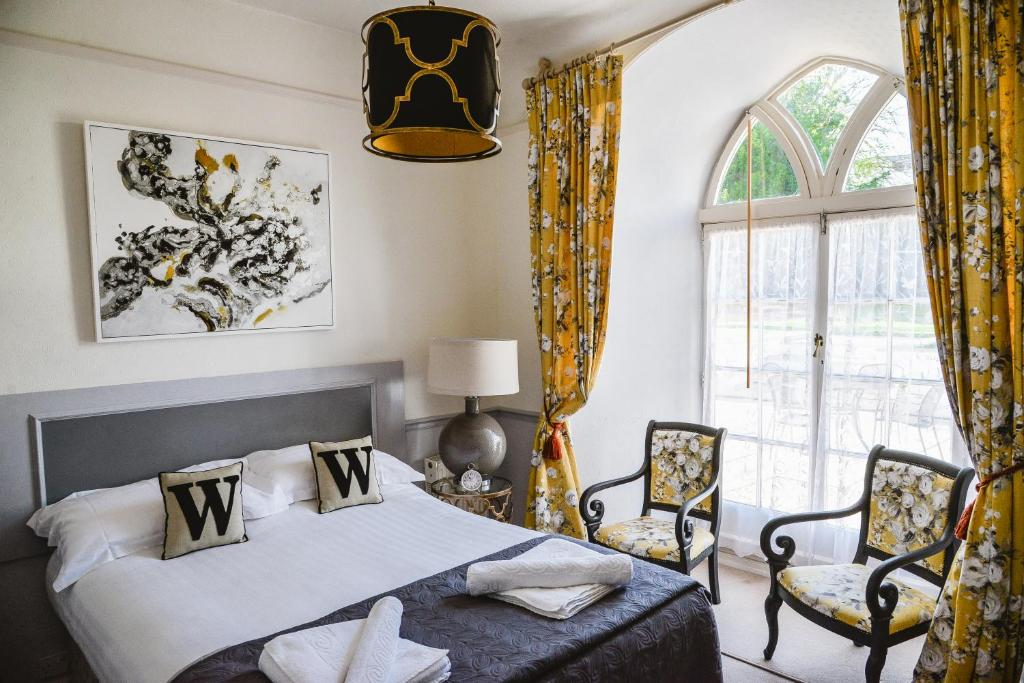 best hotels in honiton woodlands bedroom