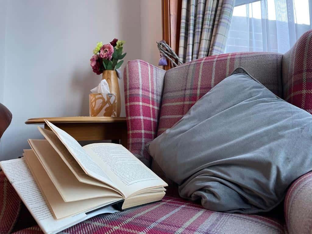 best portsmouth airbnb purple cloud cottage book