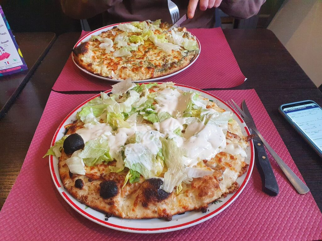 best restaurants Nancy La Pauz