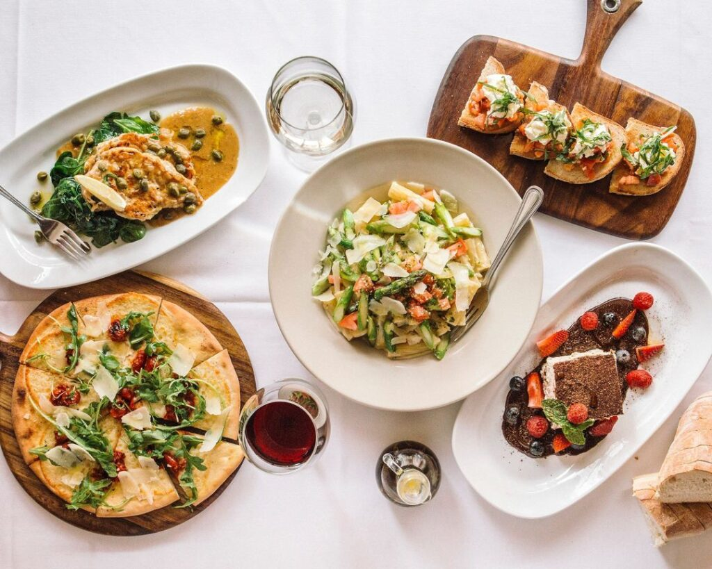 best restaurants Portsmouth sopranos portsmouth restaurants