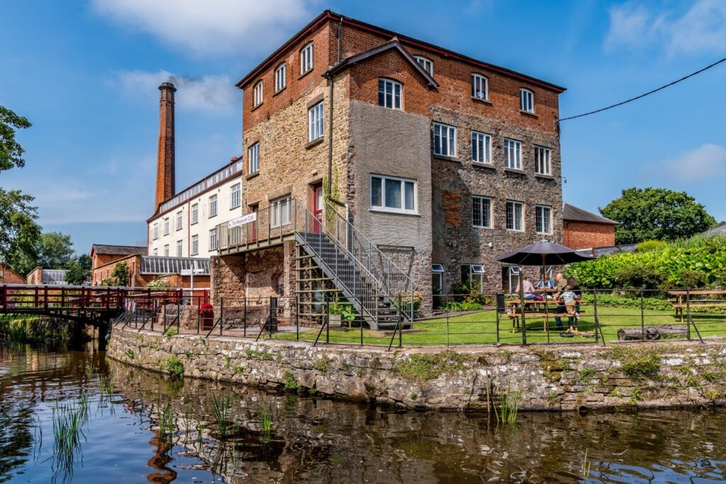 blackdown hills Coldharbour Mill