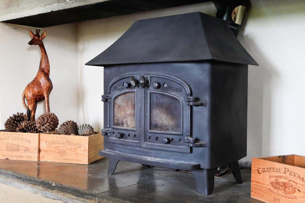 Best hotels Bridport oxbridge farms stove