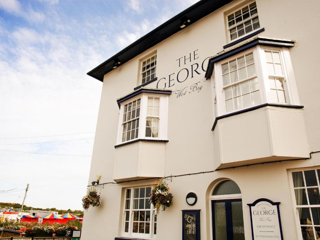 Best hotels Bridport the george