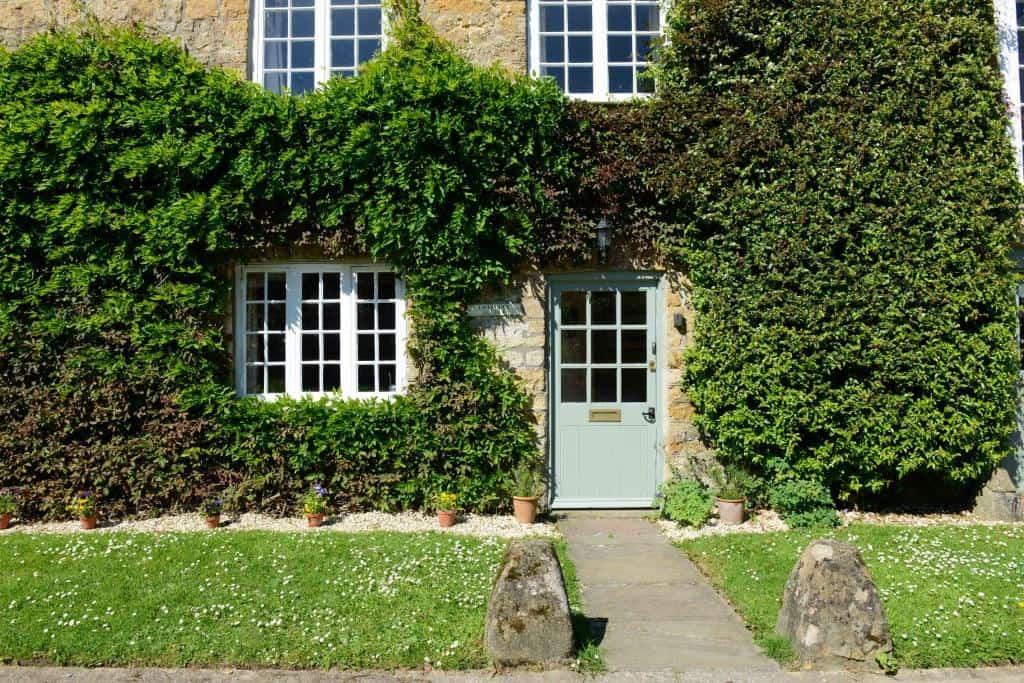 best bridport cottages laverstock front door