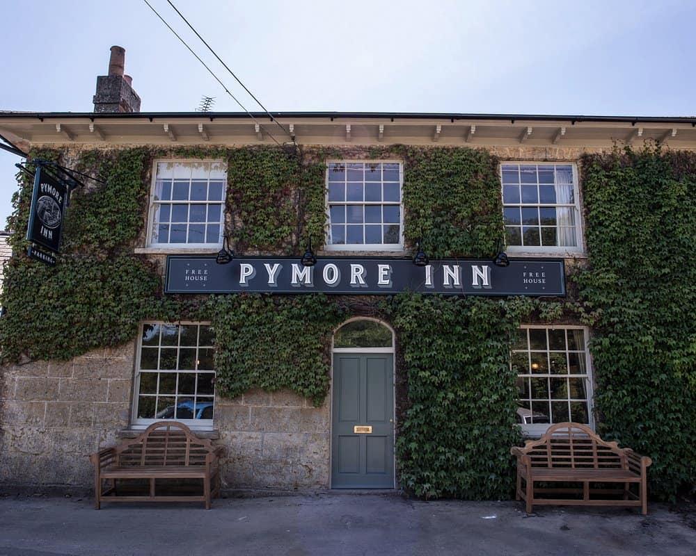 best bridport pubs The Pymore Inn