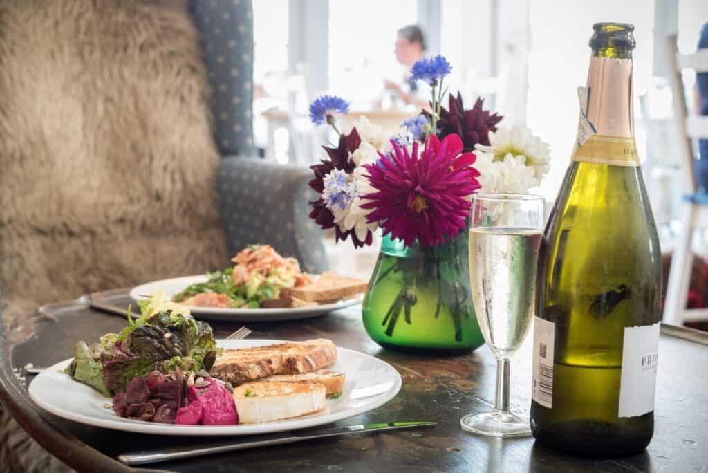 best bridport restaurants Symondsbury Kitchen