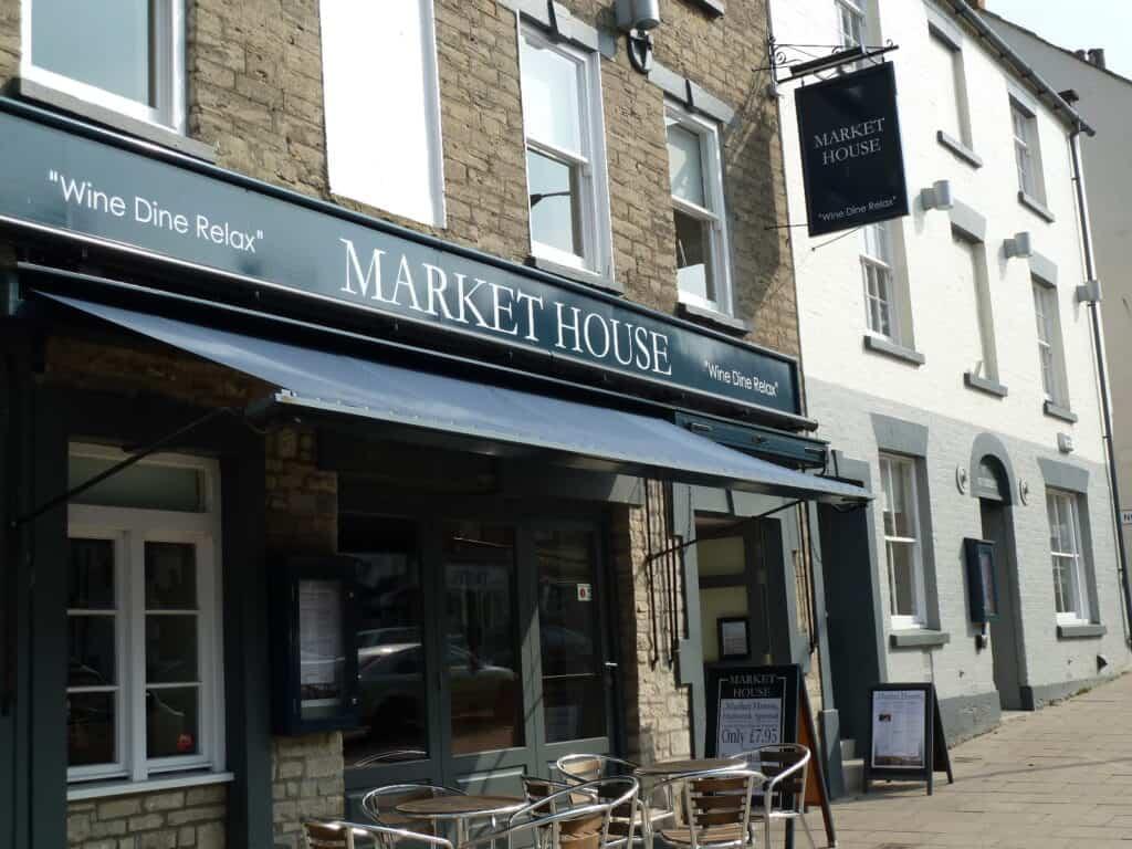best bridport restaurants The Market House