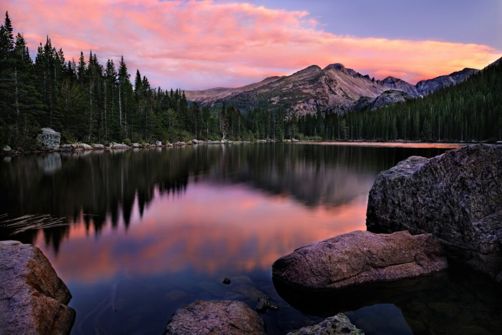 best day trips from Denver pikes peak