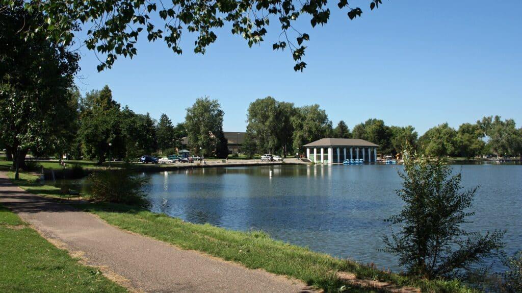 best parks in Denver washington park-min